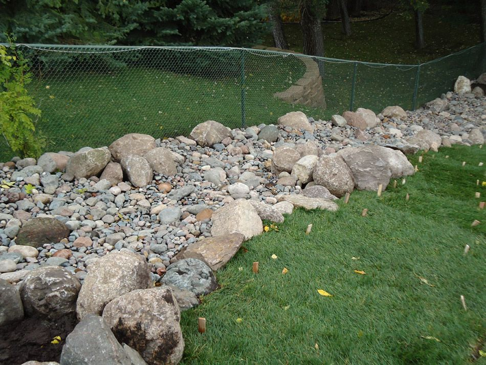Dry River Bed Landscaping Ideas Landscaping