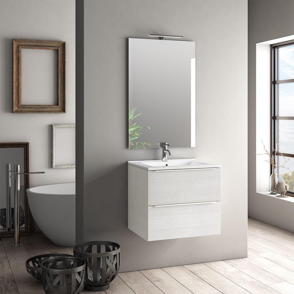 Mobili bagno (con immagini) Specchi bagno, Arredamento