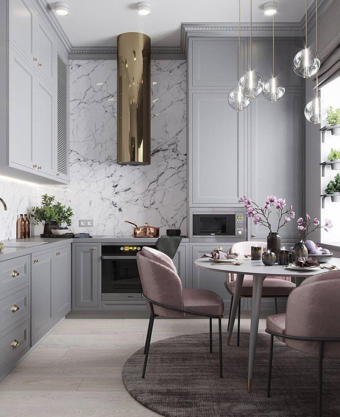 Pin von Julija Miloloza auf Rooms | Pinterest | Küche, Wohnen und ...