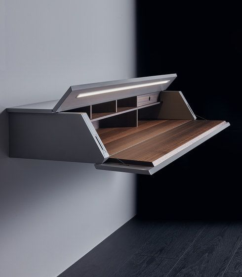 ghostwriter von acerbis ablagen konsolen tasar m pinterest schreibtisch coole m bel. Black Bedroom Furniture Sets. Home Design Ideas