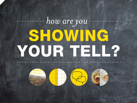 How Are You Showing Your Tell? | Braid Creative
