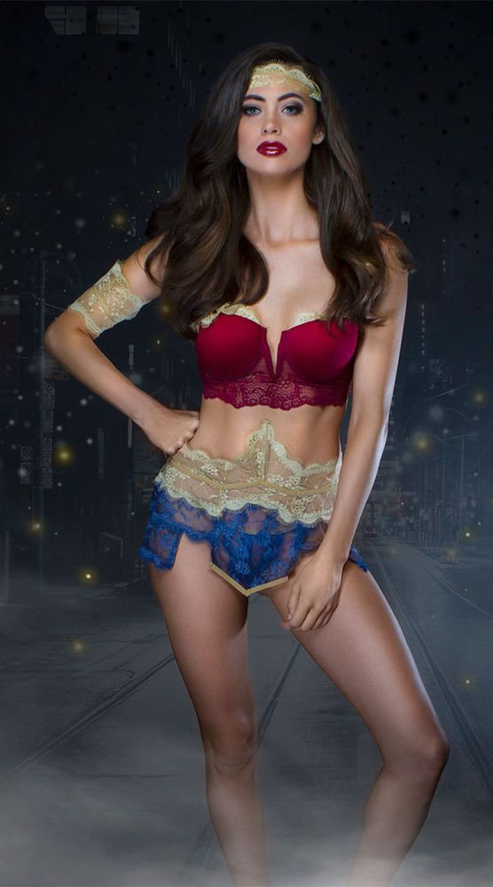 Fantasy Sexy Lingerie