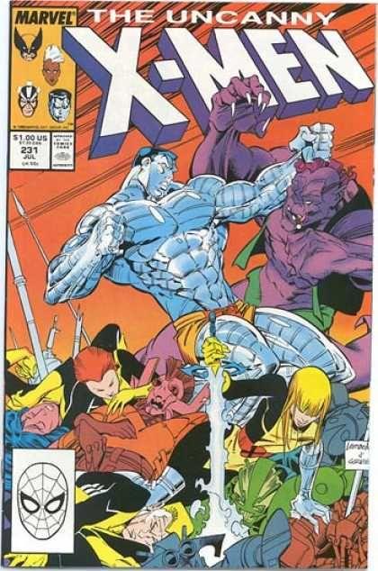 Rick Leonardi Comic Books Art Comics Classic Comics