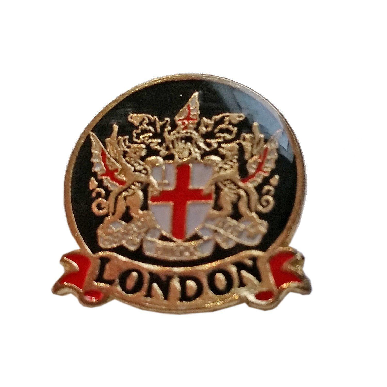 London England Pin Badge
