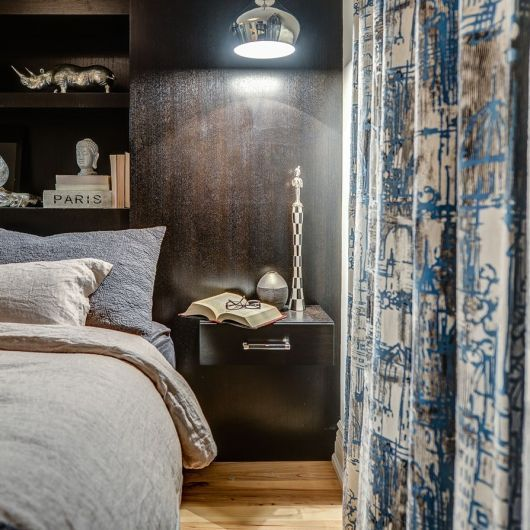 Bachelor's Master Bedroom ~ BedfordBrooks Design Inc ...