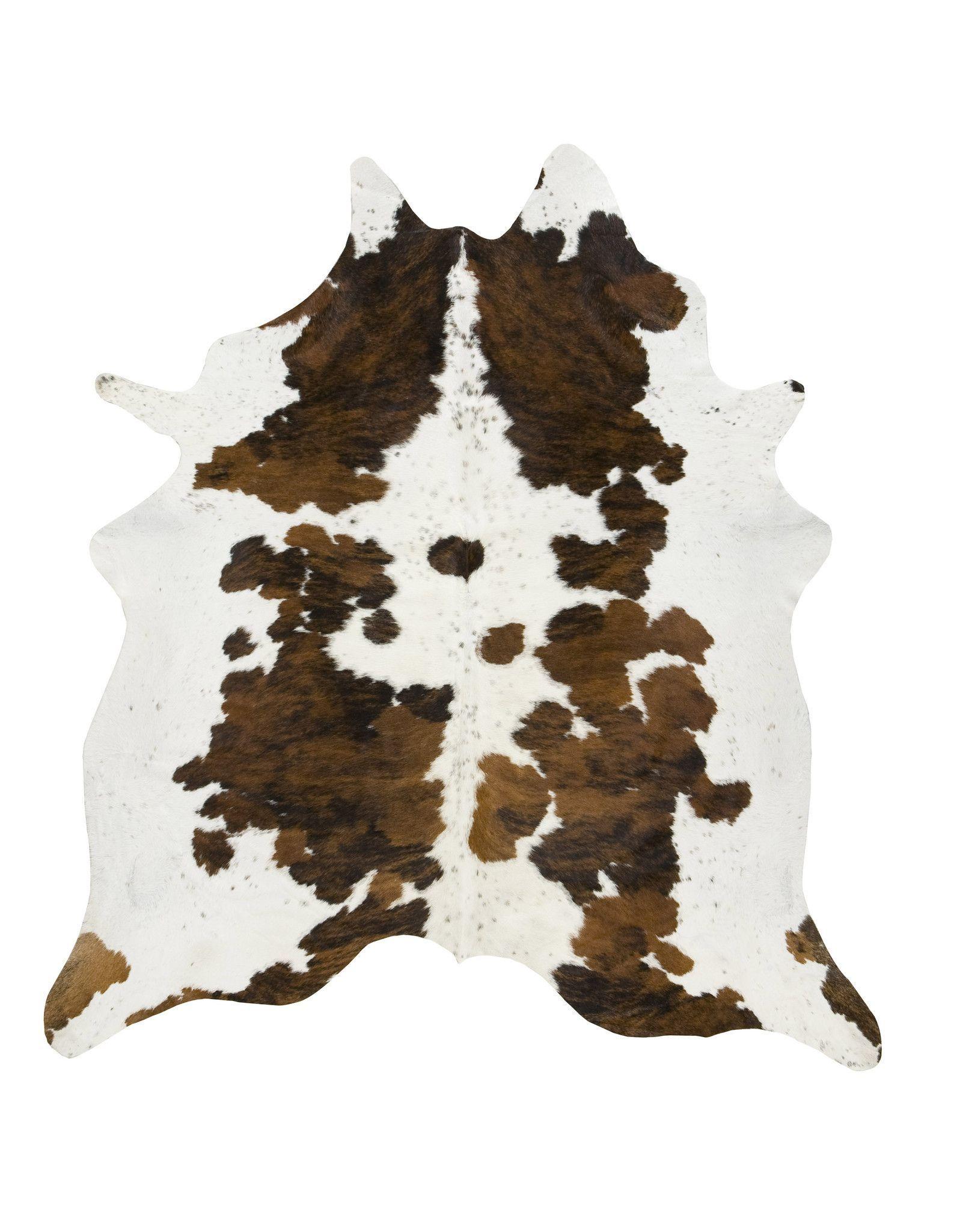 Tri Color Spotted Cowhide Rug L Rugs Cow Hide Rug Rugs Large