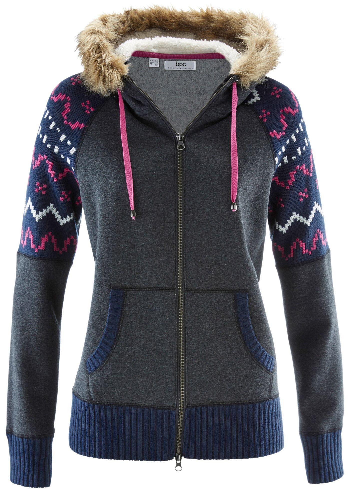 6907a6e24cc5b4 Sweatvest | women's fashion | Hooded jacket, Sweaters, Jackets