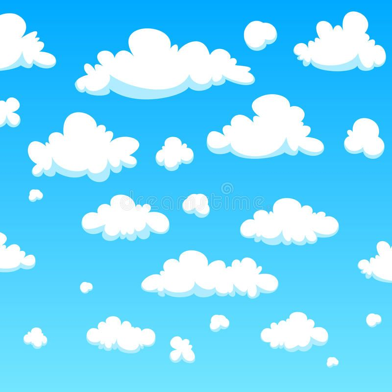 Pin By Christine On Cloud 9 Cartoon Clouds Clouds Cartoon Styles