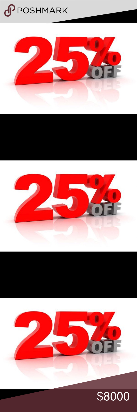 Single Item 25 Percent Off 25 Percent Off Single Item Discount Please Tag Me So I Can Take It Off Access Clothes Design Fashion Design Accessories