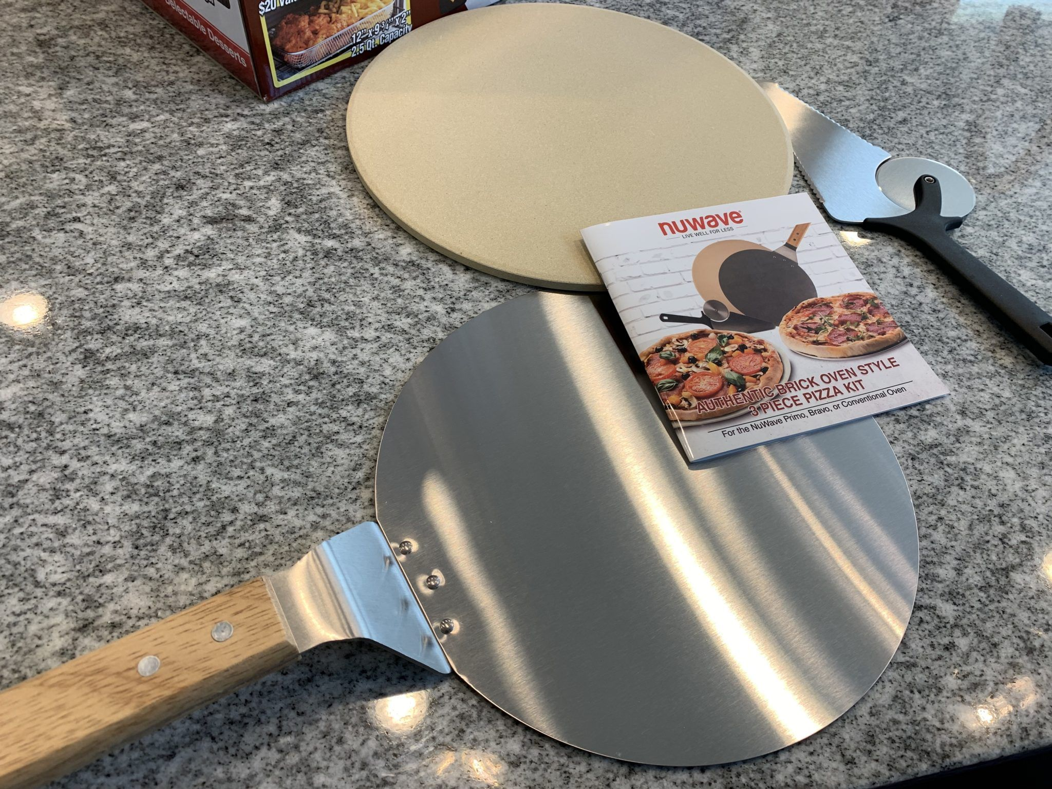 Nuwave Bravo Xl Smart Oven Smart Oven Making Grilled