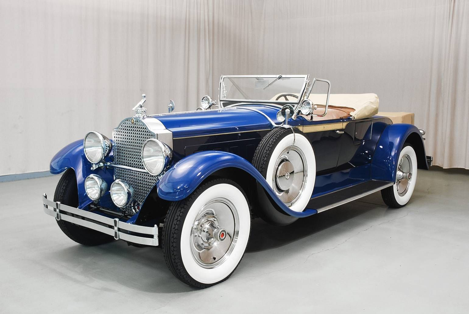 1929 Packard 640 Roadster | Antique,Vintage and Classic Automobiles ...