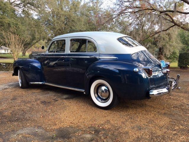 1941 Chrysler New Yorker Town Sedan   MOPAR CARS   Chrysler