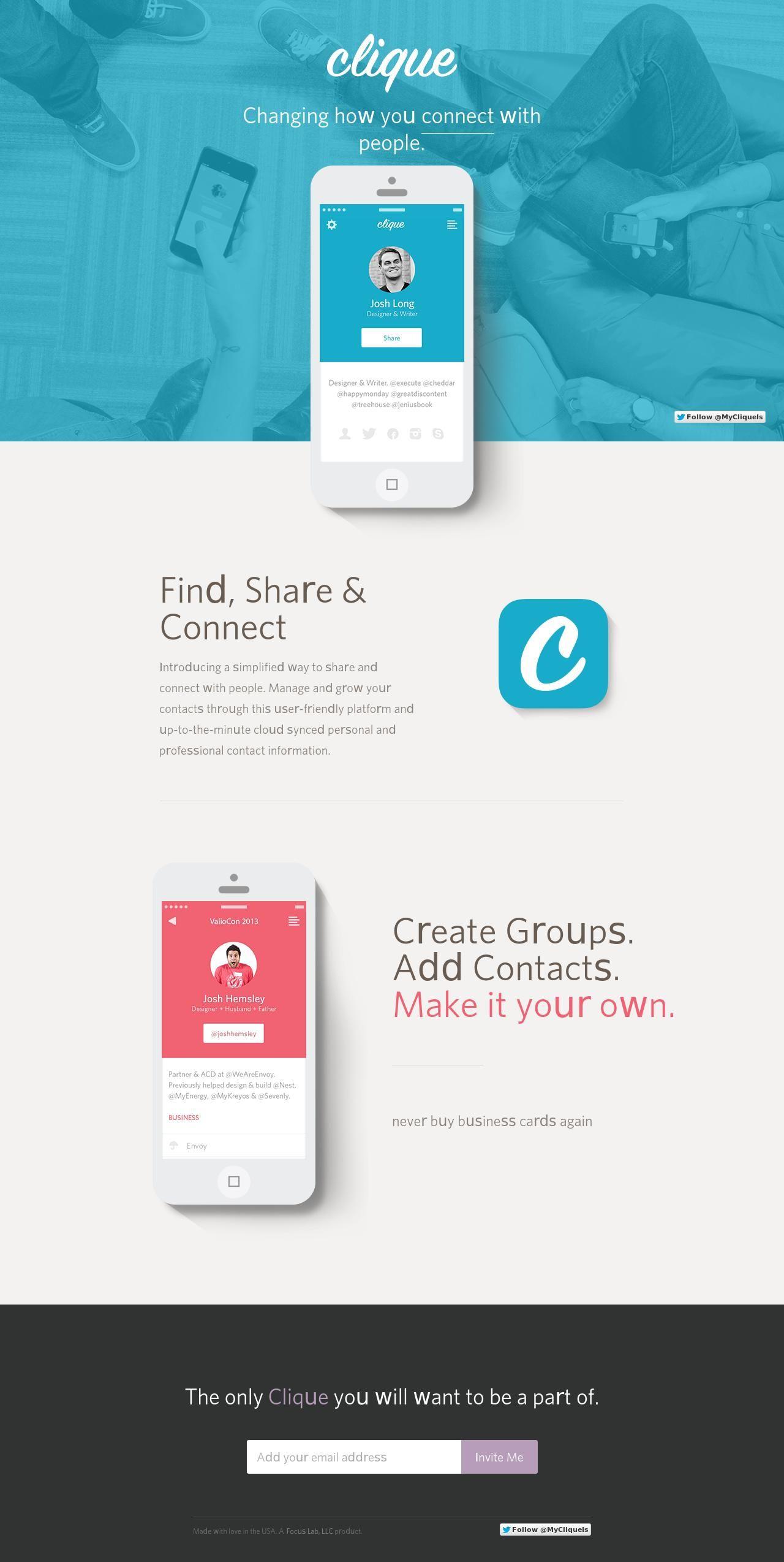 Hero Box Layout For Landing Page Web App Design App Design Web Design