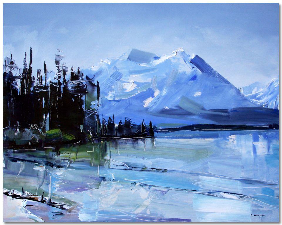 "David Shingler ""Grand Teton National Park"" Abend"