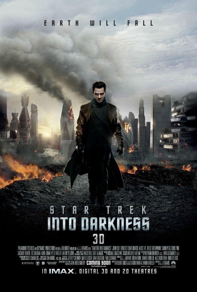 Star Trek Into The Darkness How Awesome Does This Look Sooooo Awesome Star Trek Jornada Nas Estrelas Star Trek Filme