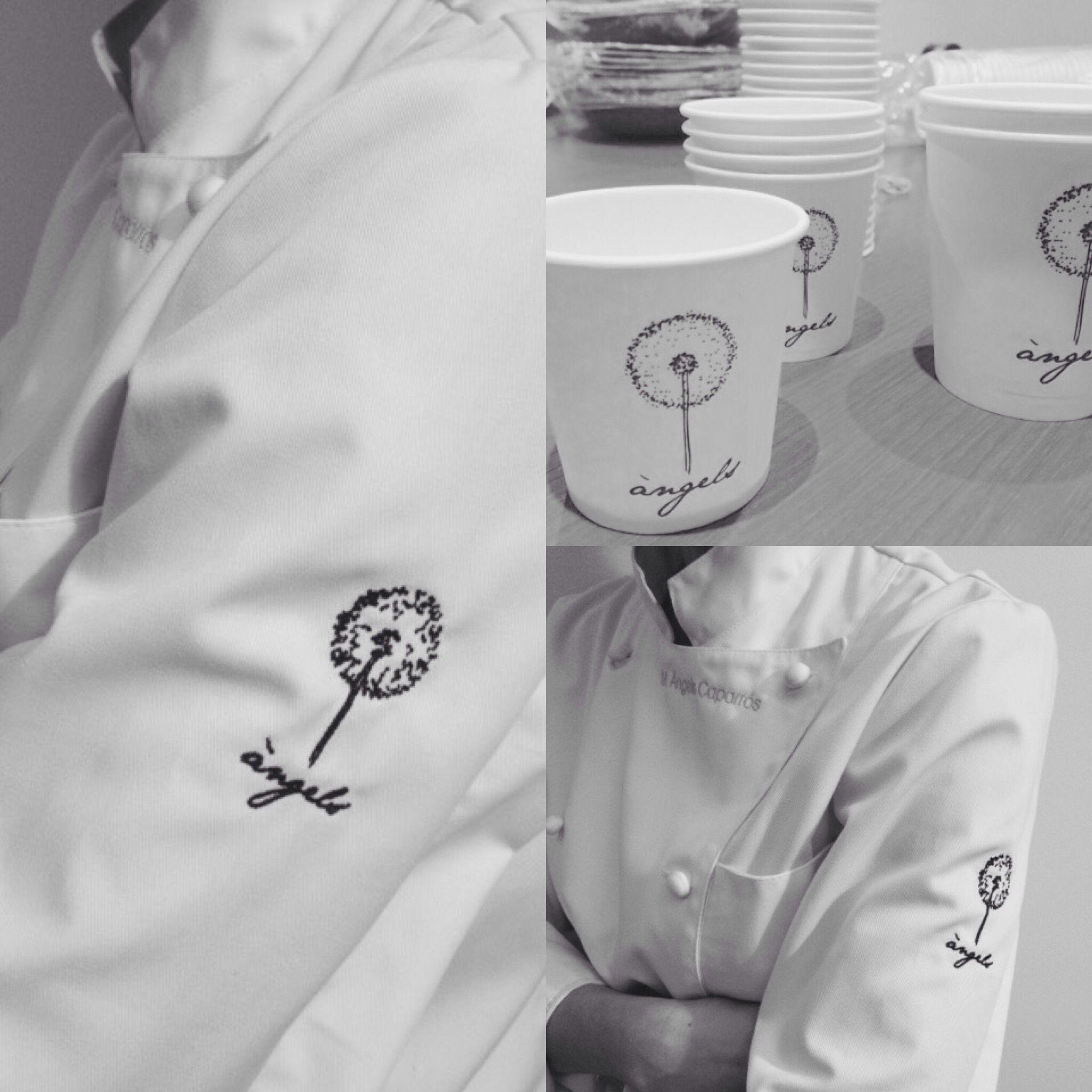 Nuevas chaquetillas y vasos personalizados
