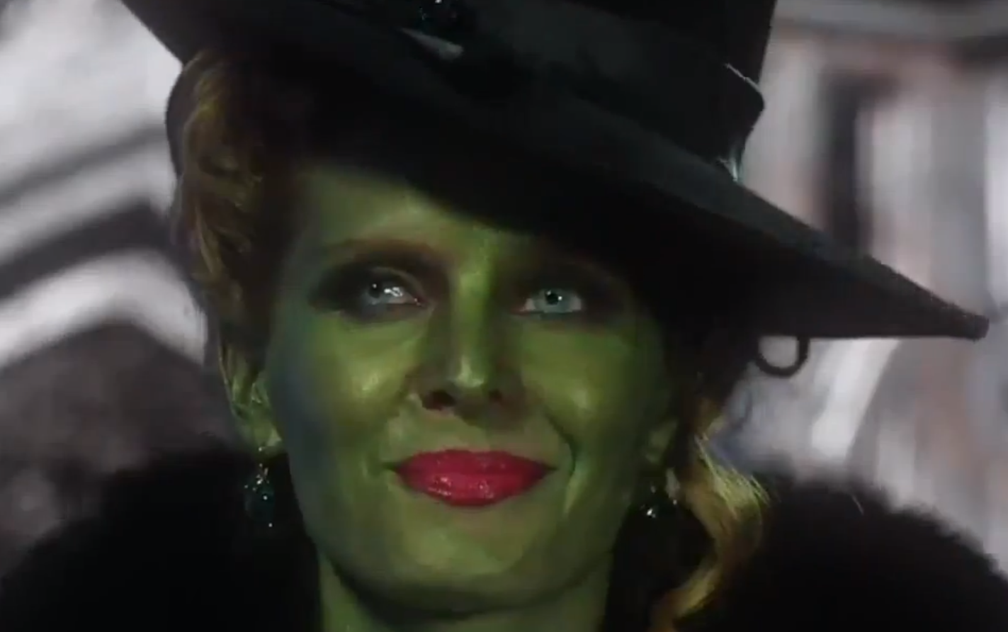 Wicked Witch of the West - Zelena | Bewitched | Pinterest ...