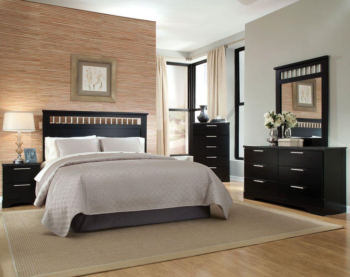 Black Contemporary Bedroom Set Cool Atlanta Bedroom Set Httpwwwamericanfreightproductatlanta Inspiration Design