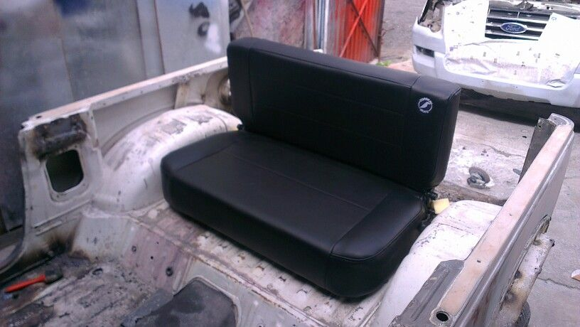 Just Sizing The New Corbeau Seat My Jeep Toyota