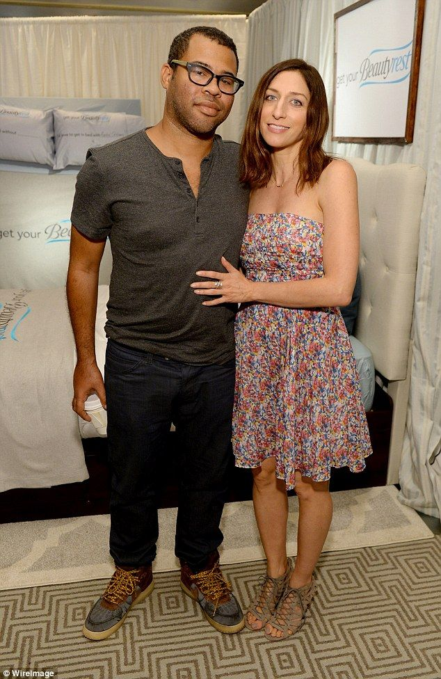 Chelsea Peretti gets engaged to Jordan Peele after two ...