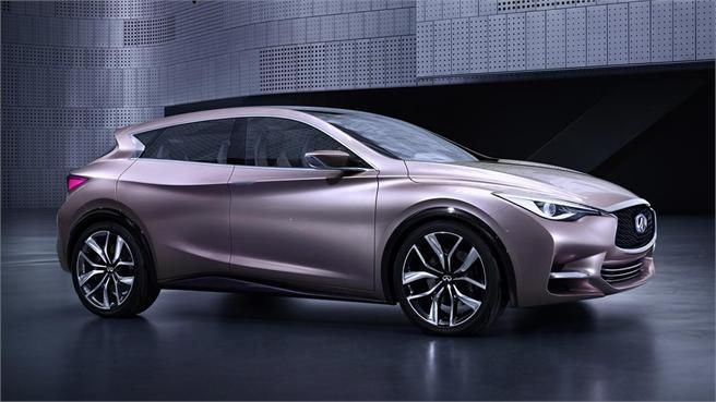 Infiniti Qx30 Concept Best New Cars Concept Cars Used Car Prices