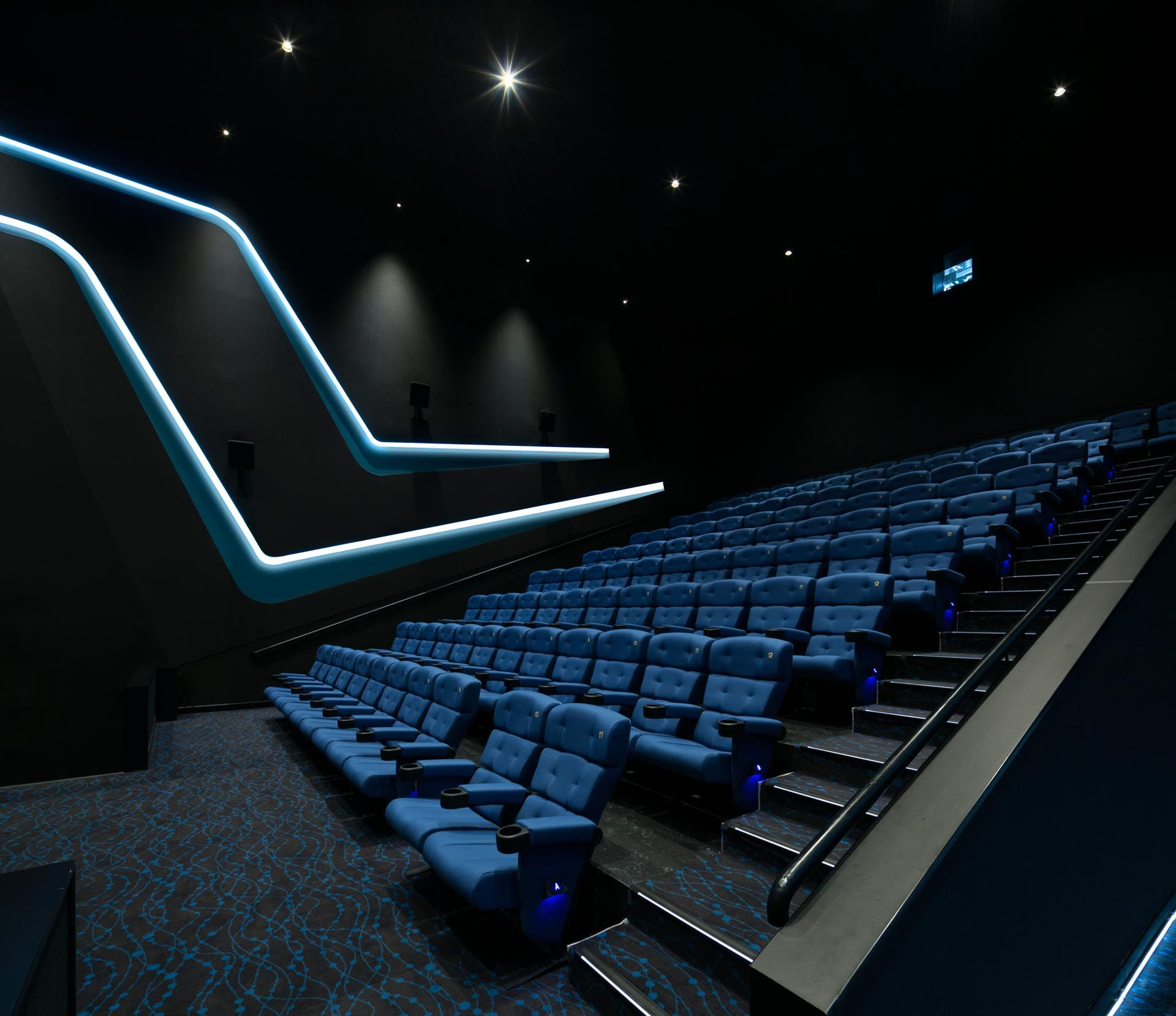 Interior Design Ideas For Home Theater: Novo Cinemas, Dragon Mart