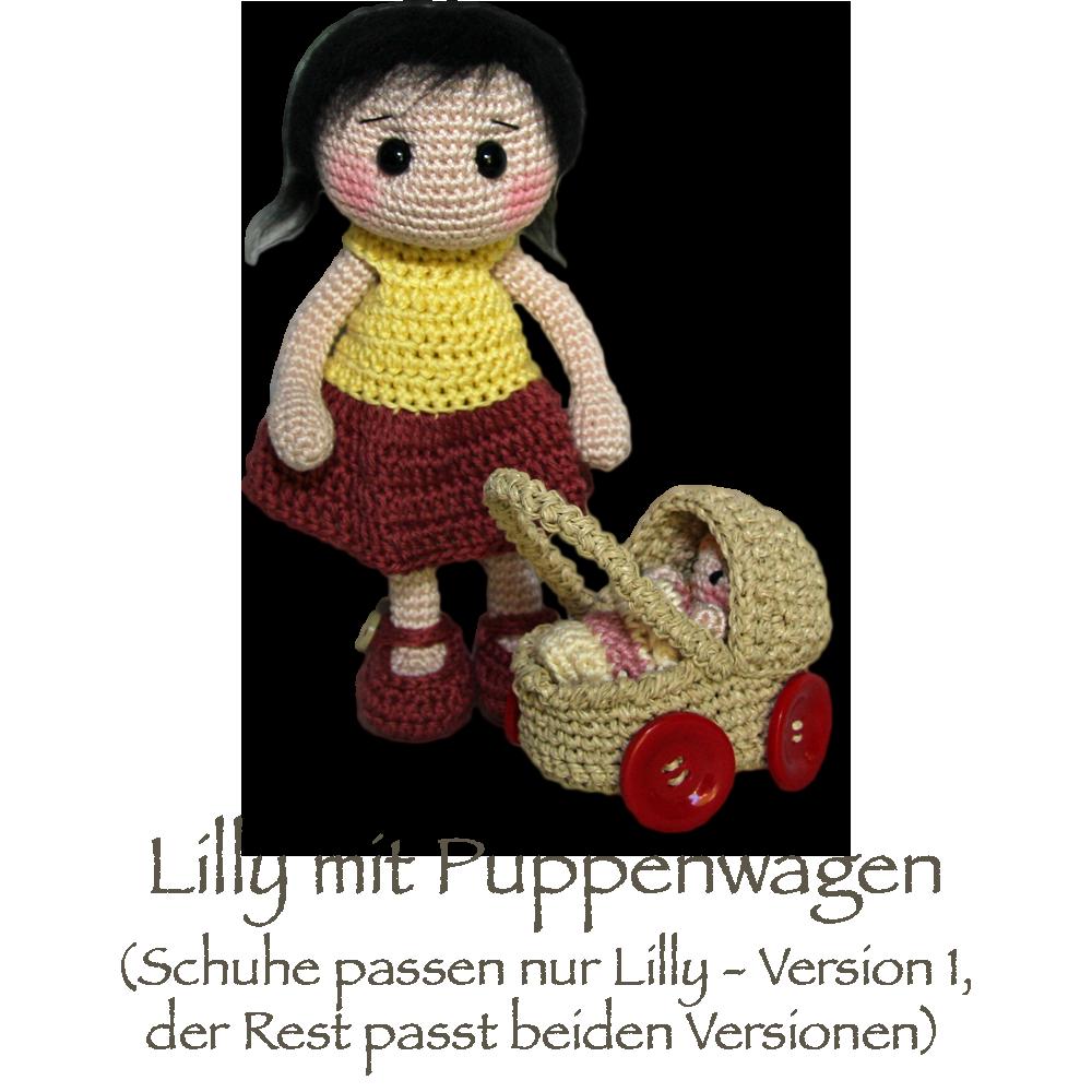 Fantástico Patrones De Crochet Libre De Marionetas Inspiración ...