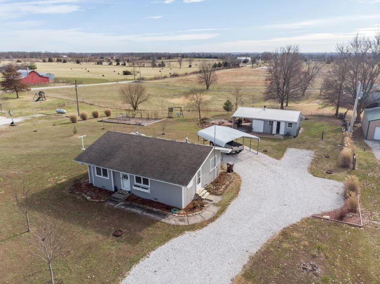 NEW ON THE MARKET 8194 East County Line Road Rogersville ...