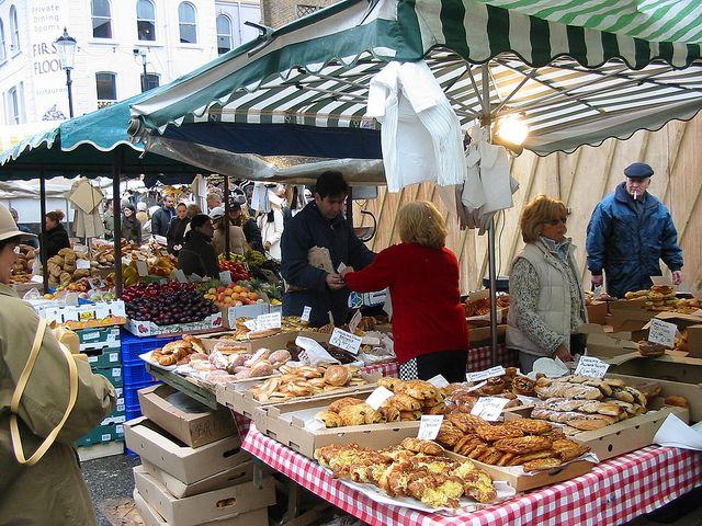 Portobello Road Market by Jasperdo, via Flickr