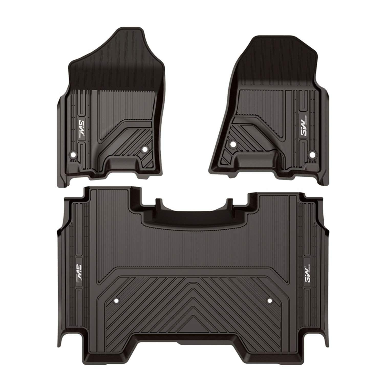 Best Floor Mats for 2019 Dodge RAM 1500 (New Models), 3W