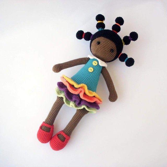 Pin by mariela acosta on muñecas | Pinterest | Amigurumi, Crochet ...