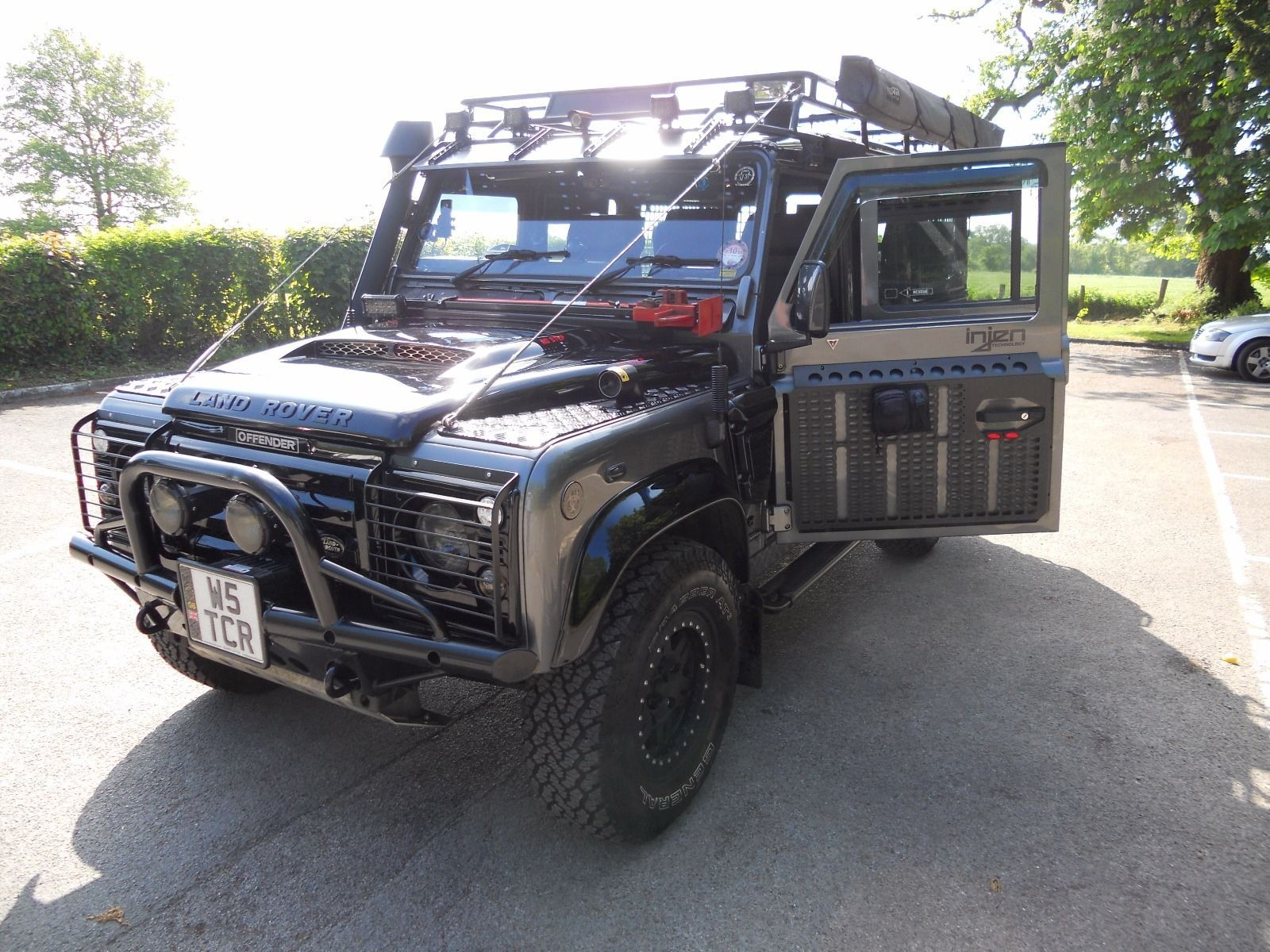 Land Rover Defender 110 TD5 - Custom Built. Re-Listed Due to Time ...