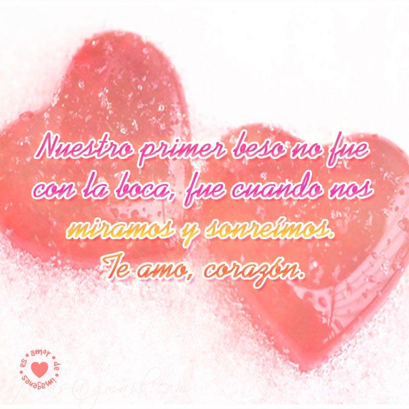 Hermosos Corazones Con Frase De Amor Para Dedicar A Mi Novio Corazones Frases Frases De Amor