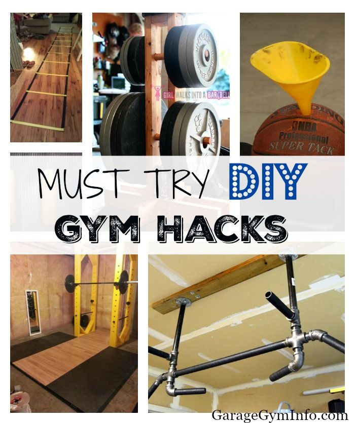 are you looking to add some new workout equipment to your garage gym