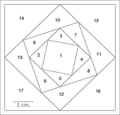 Patchwork patrones gratis para imprimir | Patchwork