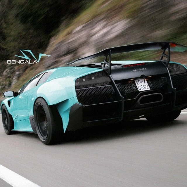 Widebody Murcielago Sv Drive In Style Lamborghini Models