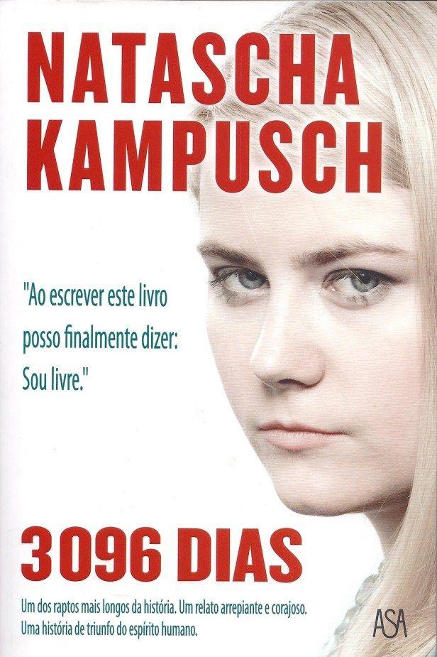 3096 Dias Natascha Kampusch Livros Leitura De Livros