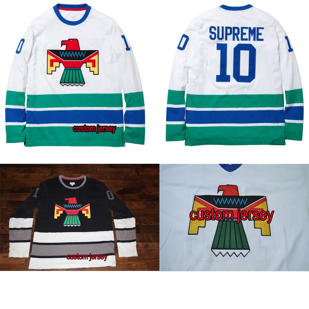 detailed look 3a32d 9c69a Pin by customizer jersey on customize hockey jersey | Ice ...