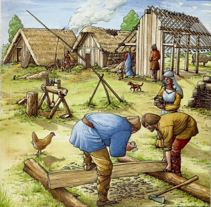 By The 8th Century The Germanic Anlgo Saxons Had Full Control Over