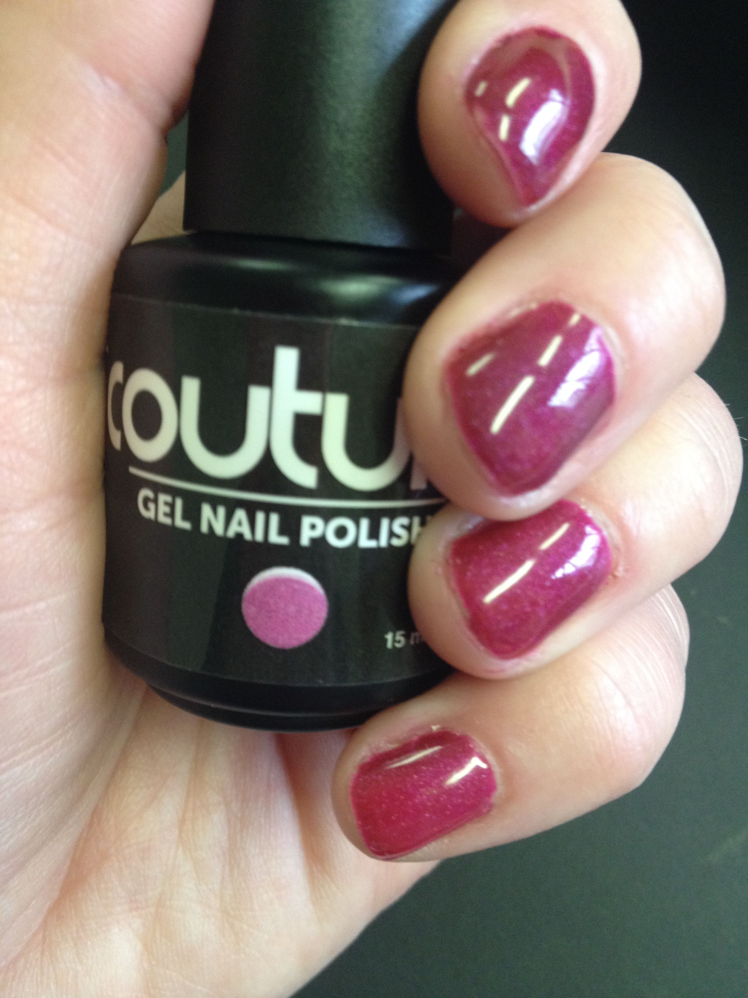 Couture Gel Nail Polish in \
