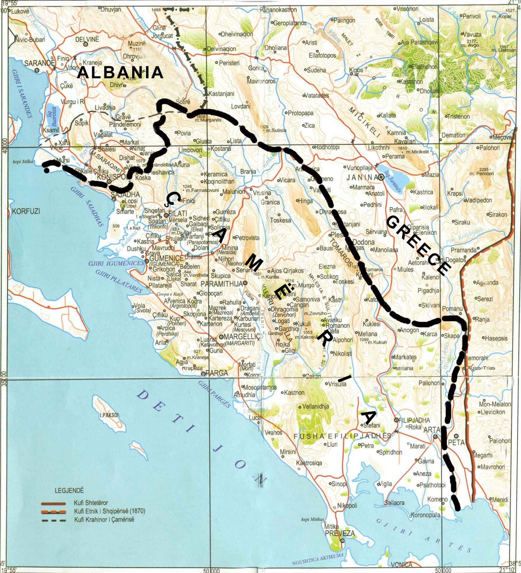 Illyrian - Albanian Mythology, Ancient Gods