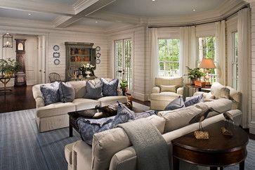 Shiplap Walls Coastal Interiors Coastal Living Rooms Comfortable Living Rooms