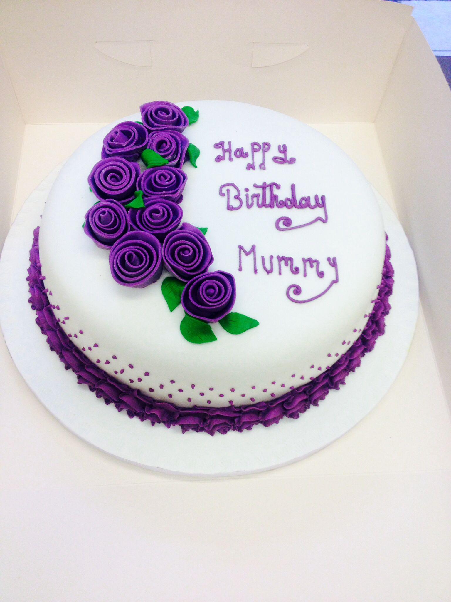 Pin On Cake Flower
