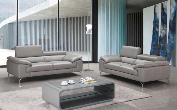 Liam Sofa Luxury Furniture Living Room Italian Leather Sofa Luxury Sofa