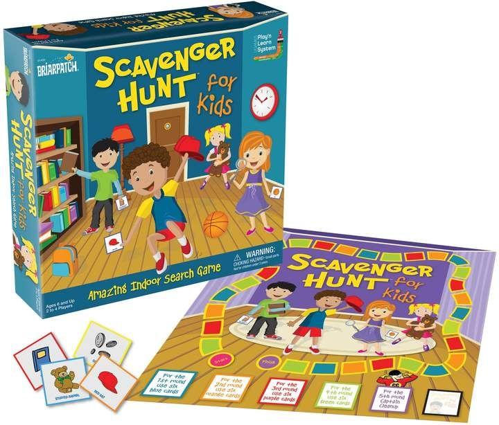 Briarpatch Scavenger Hunt for Kids Game Games for kids