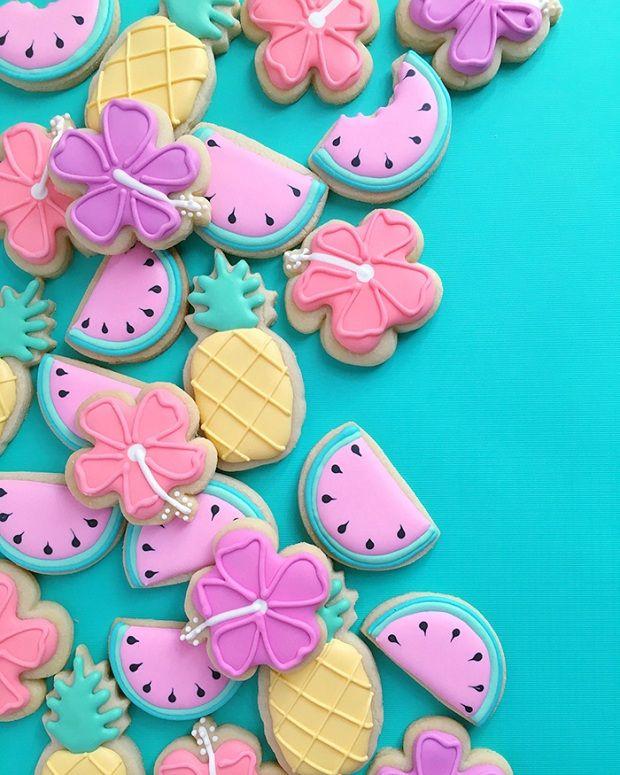 Conheça Holly Fox, a designer que utiliza suas habilidades para fazer cookies maravilhosos - FTCMAG