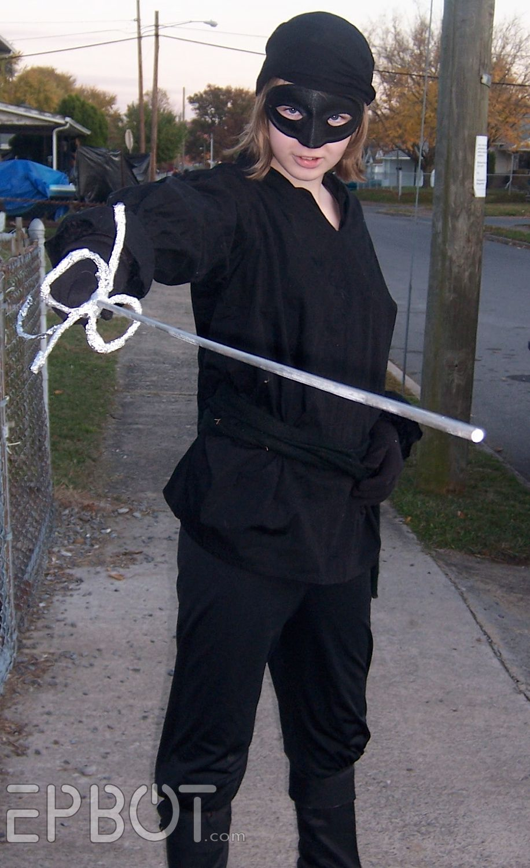 Sheri R O Fanmade Female Dread Pirate Roberts Costume Geek Girl