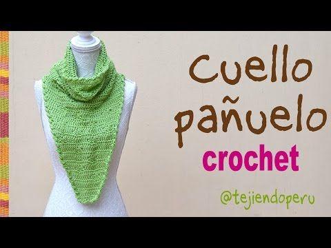 23e67ae31 Gorros remolino tejidos a crochet imitación dos agujas - Tejiendo Perú -  YouTube