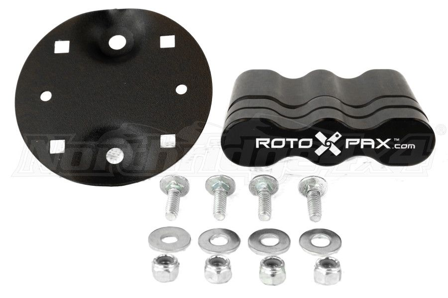 Roto Pax Deluxe Pack Mount Mounting, Pax, Garage walls