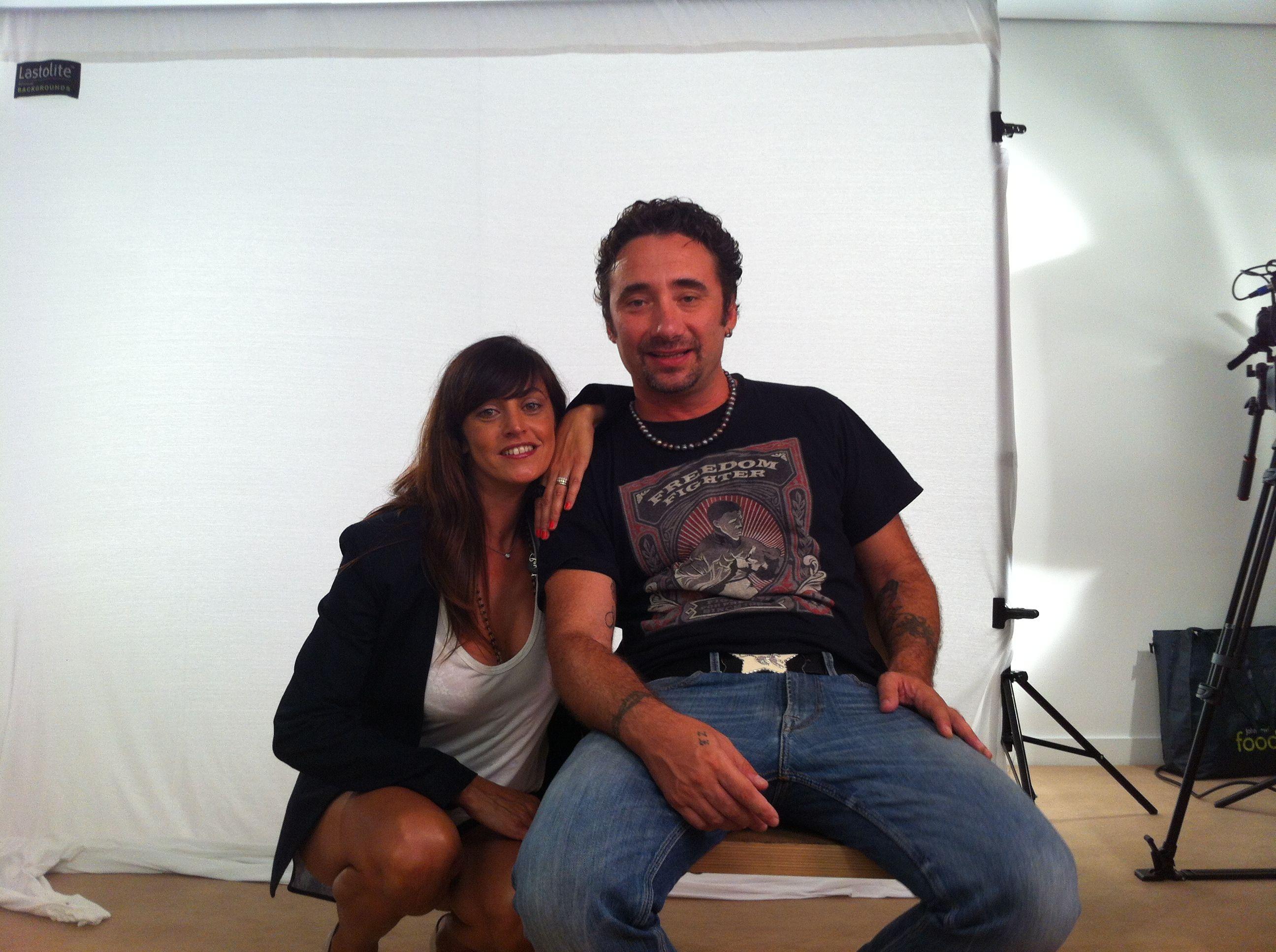 interview FEDERICO ZAMPAGLIONE look DIESEL